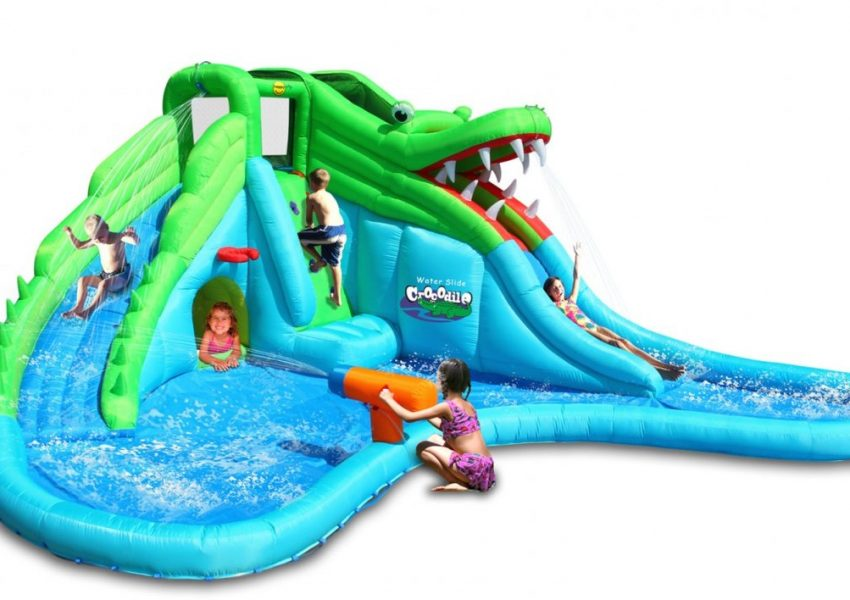 Best Inflatable Water Slide Main