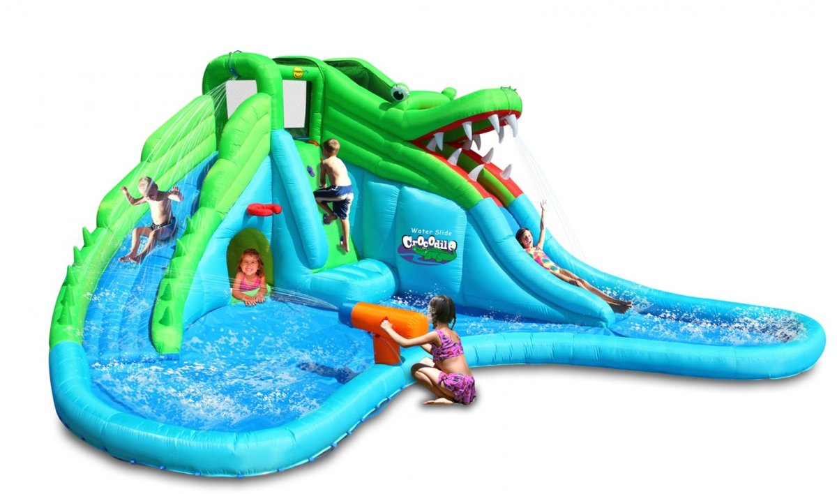 Best Water Slides Reviewed 2019 - Best Inflatable Water ...