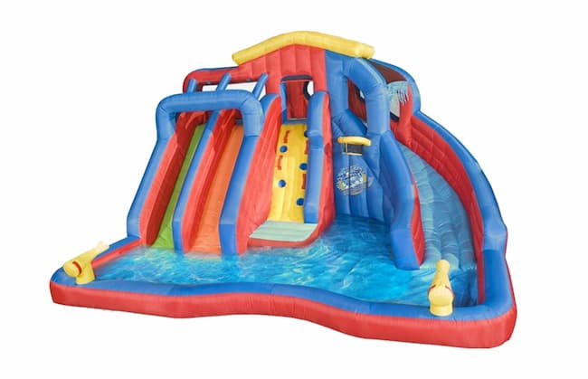 Hydro Blast Inflatable Play Water Park by Banzai Review