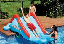 Bes Inflatable Water Slides