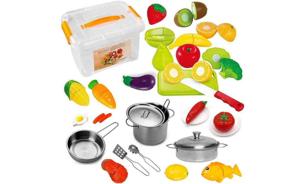 Best Play Food Sets For Kids And Toddlers Reviewed In