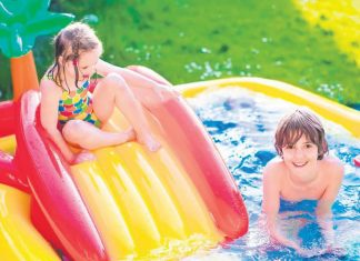 Best Inflatable Pools for Kids Review