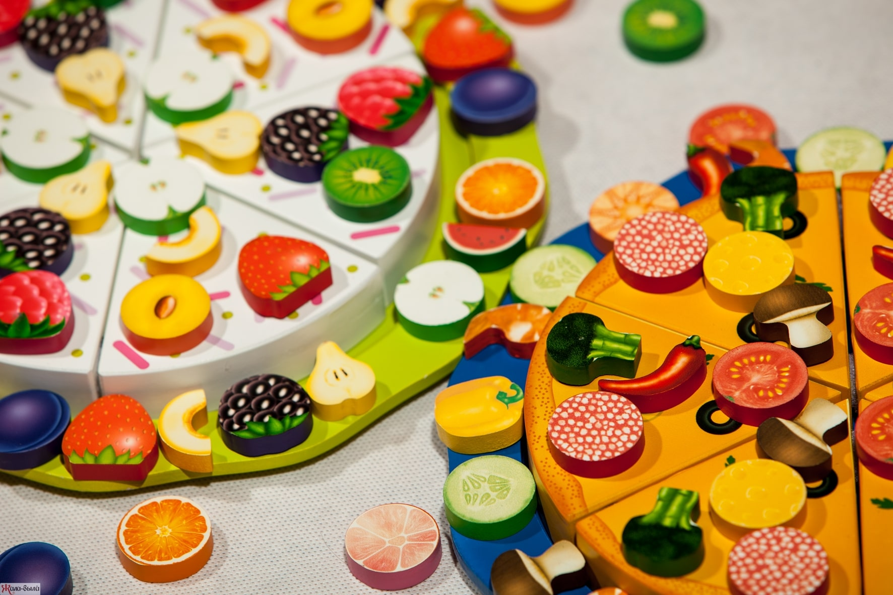 Best Play Food Sets For Kids And