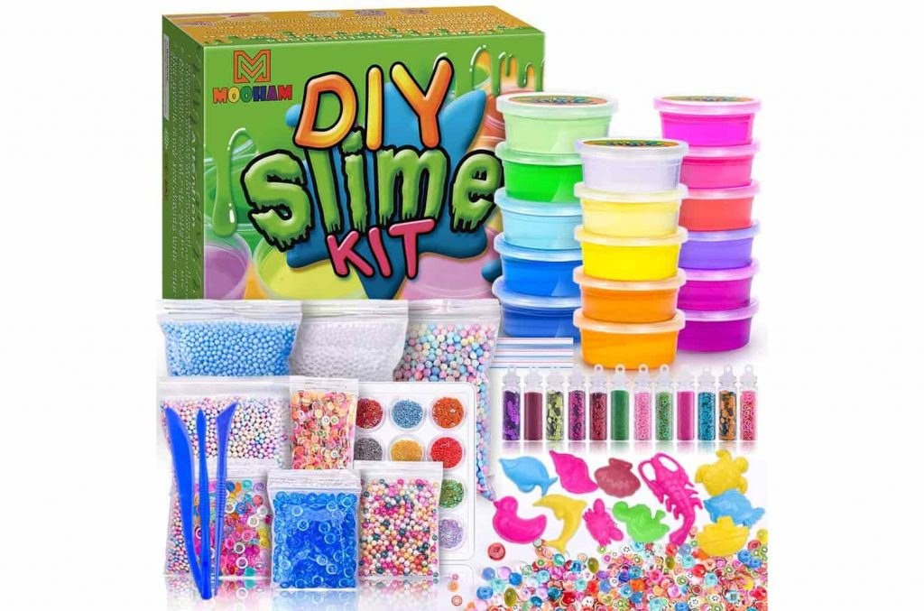 65c9f96a6 Best Slime Making Kits for Kids 2019 Reviews   Bestbabykit.com