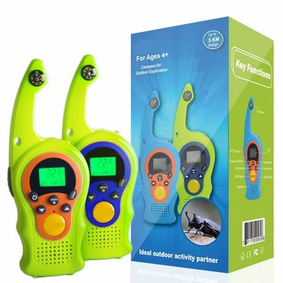 Best Walkie Talkies for Kids and Toddlers in 2019