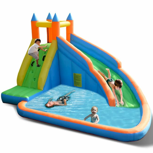 Inflatable Castle by Costzon Review