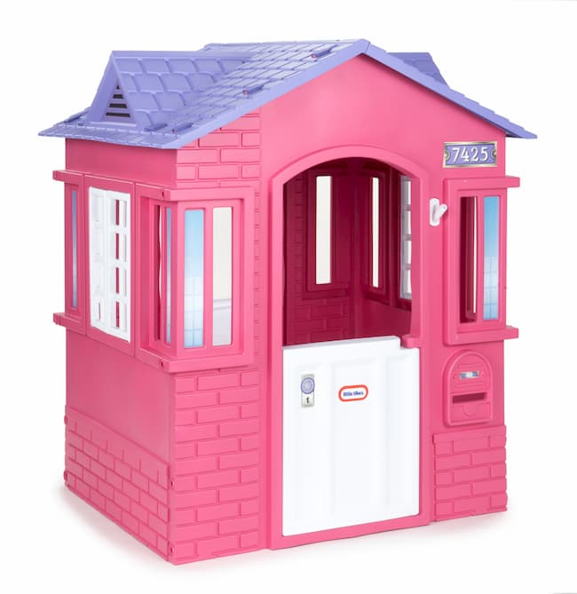 Princess Cape Cottage Playhouse by Little Tikes Review