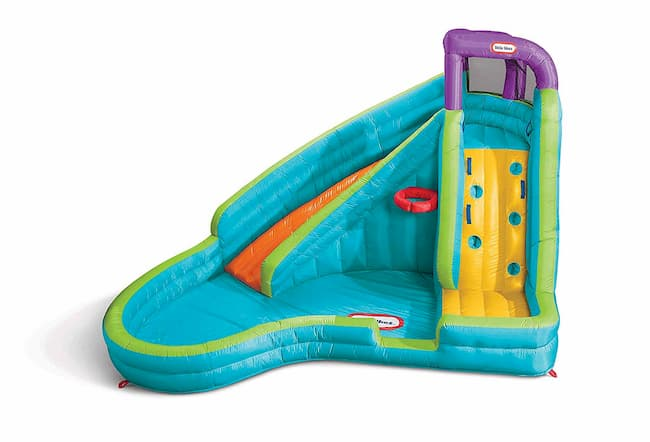 Slam 'n Curve Slide by Little Tikes Review