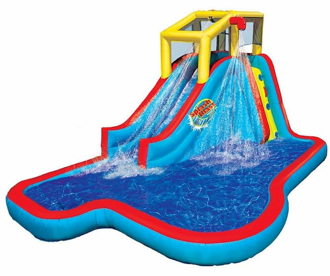 Slide 'N Soak Splash Park by Banzai Review