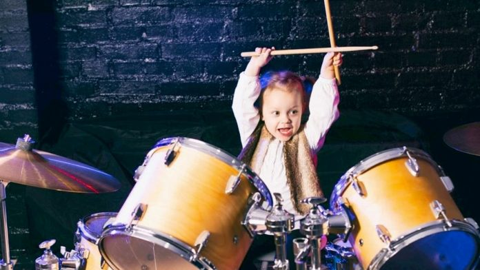 Best Drum Sets for Kids and Toddlers